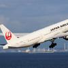 【JAL】NAGOYA-HONOLULU JAL SKY SUITE777-200ER DEBUT