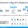 CDataSyncを使ってBusiness b-ridge のアプリデータをBigQueryにレプリケート