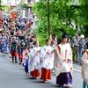 平家大祭の2017年の日程と平家絵巻行列~圧巻の華やかさ!