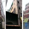 稲垣浩氏のアジト、じゃなくて事務所。釜ヶ崎解放会館が魔窟の様相を呈しているのだが。