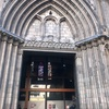 バルセロナのサンタ・マリア・デル・ピ教会