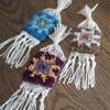 12/11(水) トルコの絨毯織で作る「星の紋様の絨毯のオーナメント」ワークショップのお知らせ