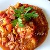 【ハンガリー料理】ハンガリー家庭料理「Lecsós szelet:レチョーシュ セレト」作り方・レシピ。