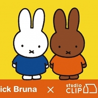 """あの伝説の「ミッフィー」コラボ再び!『Dick Bruna×studio CLIP』の可愛いすぎるアイテム""""全部買い""""の予感!?"""