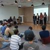 【ベトナム】ハノイ国家大学外国語大学のフィールドワーク授業に協力しました!