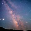 夏の銀河とM31