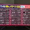 関ジャムゴールデンスペシャルランキングで選ばれた楽曲たちの再生回数調べてみた