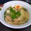 札幌市北区新川 麺や hide 『マグロ出汁の中華そば 白醤油仕立』