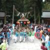 二千年来の伝統をもつ大祭【大神神社「秋の大神祭(おおみわさい)」】(桜井市)