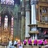イタリア・ミラノおまけ旅「ドゥオーモで過ごす時間!ステンドグラスの輝きが語る」