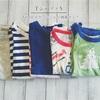 香川−沖縄−台湾旅。子供の服と準備したもの。