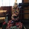 クリスマス当日の朝