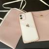 iphone12カバーとポーチを買いました