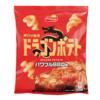 ジャパンフリトレーのドラゴンポテトパワフルBBQ味を食べてみた。感想まとめ。