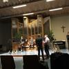 金管アンサンブルの演奏会でプチ遠征