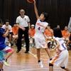 バスケ・ミニバス写真館40 一眼レフで撮影したバスケットボール試合の写真