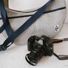 出番の多いショルダーバッグCHUMSスモールバナナショルダースウェットを買い換え【カメラ・楽器小物】
