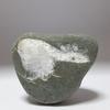 糸魚川紋様石vol.15「大黒様(だいこくさま)の吉兆白ネズミ石」奇石という奇跡