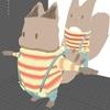 maya:Udemyの簡単&かわいい3Dモデリングを受講5