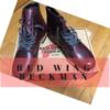 【RED WING】レッドウィング ベックマンでブーツデビュー