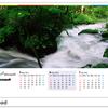 Club Microsoft 今月の壁紙カレンダー