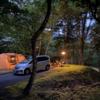 恐羅漢エコロジーキャンプ場.3:オートサイト