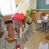 やまびこ:図工 楽器やおもちゃを自作