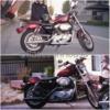 思い出のモーターサイクル〜XL1200S その2