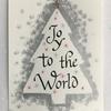 カリグラフィー教室 *今年のクリスマスカード