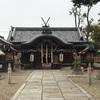 神社仏閣巡り 大阪市 姫嶋神社