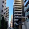 築地界隈の建築巡り・10 東京都中央区築地7丁目
