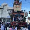 「講」という名が残る鴨川市街地の祭礼。水交団の担ぎ屋台はみなきゃ損!