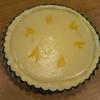 ヒエ粉で作る柚子タルト