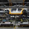 マツダが防府第2工場でラージ群モデルのSUV生産を公表、ラージ群に備えて改造した生産ラインを報道陣に公開。