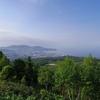 小樽の観光名所、毛無展望台と朝里ダムに行ってきた