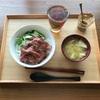 定番、ローストビーフ丼   8/23      日曜   昼