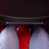 ボルボXC40 R-Design のシート(後席編②)