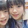 SKE48後藤楽々と小畑優奈の無邪気な笑顔!!!