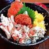 せいこ蟹丼を食べるなら敦賀の海鮮Dining丼で!秋の名物これ!