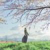 三密を避けて桜を撮ってきた(ポートレート編)