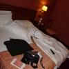 ナポリのホテルは良い感じ!