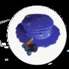 子連れハワイ旅行  衝撃的な紫色のパンケーキに息子が大喜び