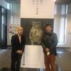 「須藤一郎と世界一小さい美術館物語」展を再訪。