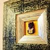 ◆◆◆Chie Yumoto湯本千絵 簡単プリント・・・干支。額が立派。◆◆◆