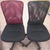 色弱の赤黒の間違いあるある|赤い椅子を黒い椅子だと色を間違えて購入。
