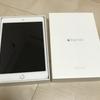 iPad mini 4 (シルバー) を買った。