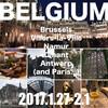 ベルギーひとり旅行記 (0) - 索引