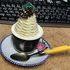 🚩外食日記(848)    宮崎   「ケーキハウス309」⑩より、【マスカットのタルト】【モンブラン】‼️