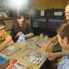 墨田長屋でボードゲーム!