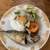 Warung(ワルン)での昼食の色々